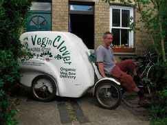 veg in clover delivery