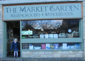 The Garden Market at Eynsham
