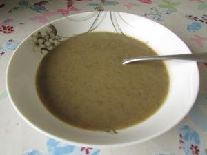 Food waste soup