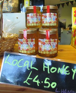 Local oxfordshire honey